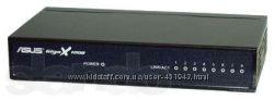 Новый комутатор ASUS GigaX 1008
