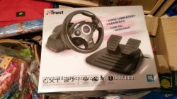 Руль Trust GXT 27 Force Vibration Steering Whee