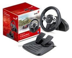 Руль Genius Trio Racer F1