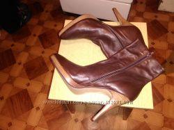 продам новые полуботинки кожаные