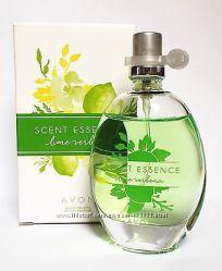Тв Scent Essence   Lime Verbena Avon 30 мл