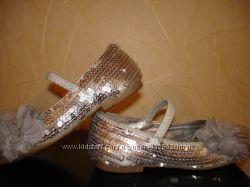 туфли - балетки Tu 15. 7 см и кроссовки GYMBOREE