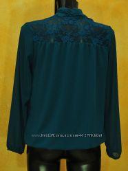 Элегантная блузка Ажур с необыкновенной спинкой Италия