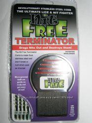 Гребень от против вшей и гнид nit free comb оригинал Nitty Gritty NitFree