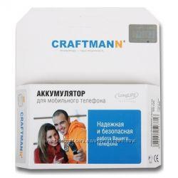Аккумуляторы CRAFTMANN к мобильным телефонам