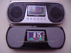 Портативные переносные колоночки с MP3, FM, USB более 10 видов в наличии