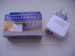 Сетевые, автомобильные зарядные AVALANCHE USB 1A, 2A для телефонов, планшетов