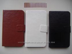 Чехол-книжка универсальная в 3-х цветах и 2-х размерах  120-65 и 145-80
