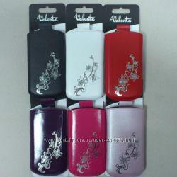 Качественные чехлы VALENTA, натуральная кожа, большой выбор цветов и моделей