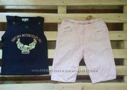 Розовые шорты next