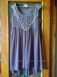 Шифоновое платье dorothy perkins