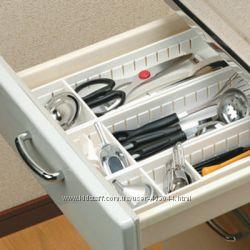 Контейнер для хранения Идеален для использования в выдвижных ящиках