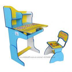 Комплект Парта и стул Baby Tilly E 2071