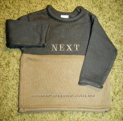 детский свитер Next