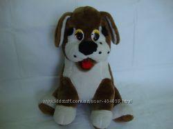 Мягкая игрушка- Собака высота-47см