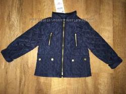 стеганная куртка Zara, 2-3г.