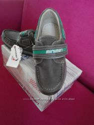 Туфли-мокасины minimen 28 размера 940069330090d