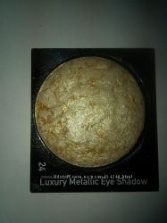 Тени для век Make Up Factory Luxury Metallic Eye Shadow  24 тестер