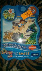 Игра Diego новая, игровая приставка Smile Vtech