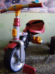 Велосипед Chicco zoom trike идеал