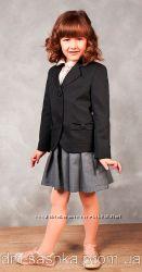 Пиджак  для девочки, рост 134 см