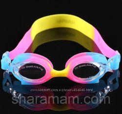 Очки для плавания - детские - взрослые