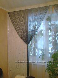 продам готовые японские шторы-лён