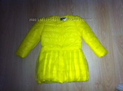 стильная эффектная курточка рукав 3 4  на 6-7 лет