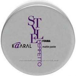 Паста матовая моделирующая Kaaral для текстурирования волос