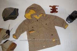 Курточка-ветровка Baby club 86см