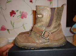 Демисезонные ботинки Baren-Schuhe 25р-р Германия
