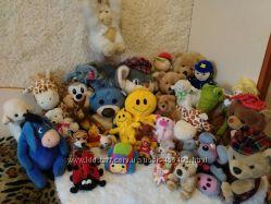Наши фирменные мягкие игрушки
