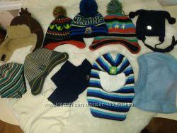 Наши фирменные шапки, шлемы  Reima, Kivat, Janus, Vossatassar, Melt