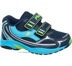 Фирменные кроссовки для мальчиков, Fila р. 24-30