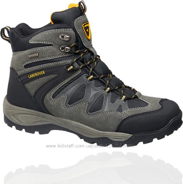 Landrover Зимние мембранные термо ботинки, р. 45, новые