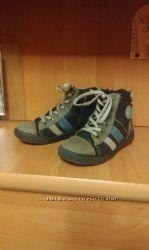 Демисезонные ботинки Бама, 18. 5 см.