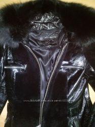 меховое мутоновое пальтишко