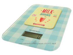 Весы кухонные Германия Milk shake SILVER CREST Вага кухонна ваги кухонні