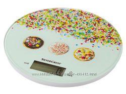 Весы кухонные Германия SILVER CREST Вага кухонна ваги кухонні
