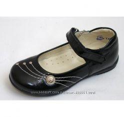 Туфли кожаные, 26, 27 рр