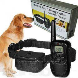 Электронный ошейник для собак, Обучающий электро ошейник для тренировки