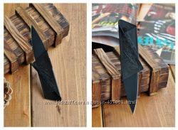 Нож визитка, нож кредитка, нож раскладной. самый маленький и незаметный нож