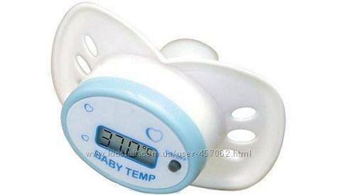 Термометр соска, соска термометр для измерения температуры у младенц