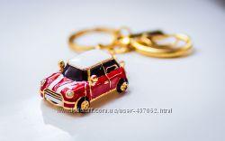 Креативная модная флешка 3 в 1, кулон- ожерелье - флешка в виде авто