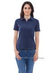 Женские футболки поло LC Waikiki, большие размеры