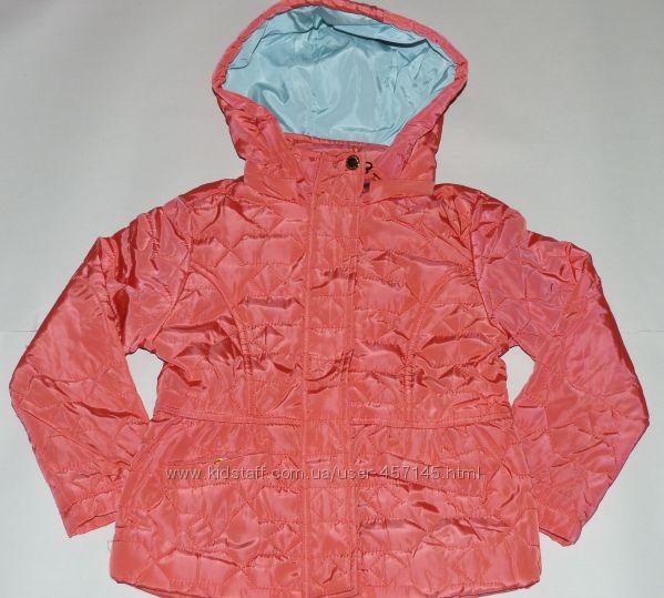 Куртка на девочку осень-весна