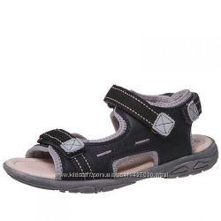 Подростковая летняя обувь. Кожаные сандалии DD Step. р. 36