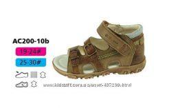 Босоножки, сандалии DD Step р. 19, 21. Телячья кожа. Летняя обувь.