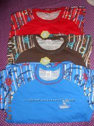 В наличии Пижама на мальчика Парус футболка и бриджи кулир р. 80-116