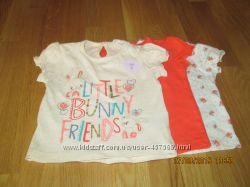 красивый набор футболок для девочки